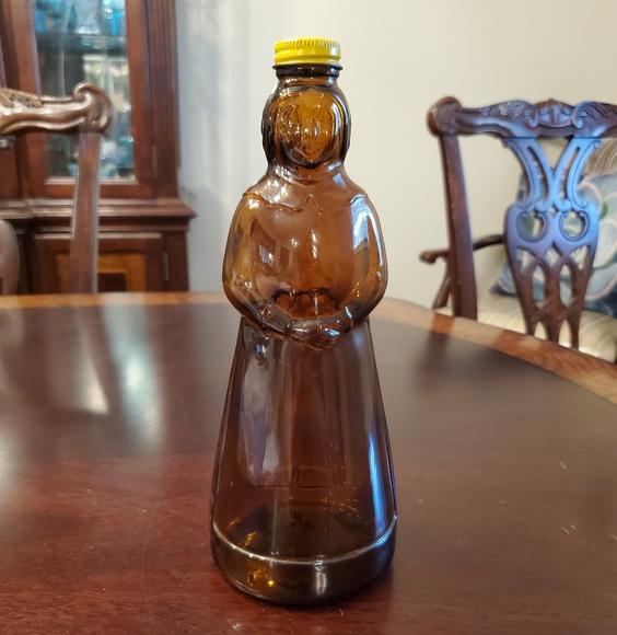 Vintage 1960's Mrs. Buttersworth Bottle